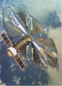 Znamaya satellite