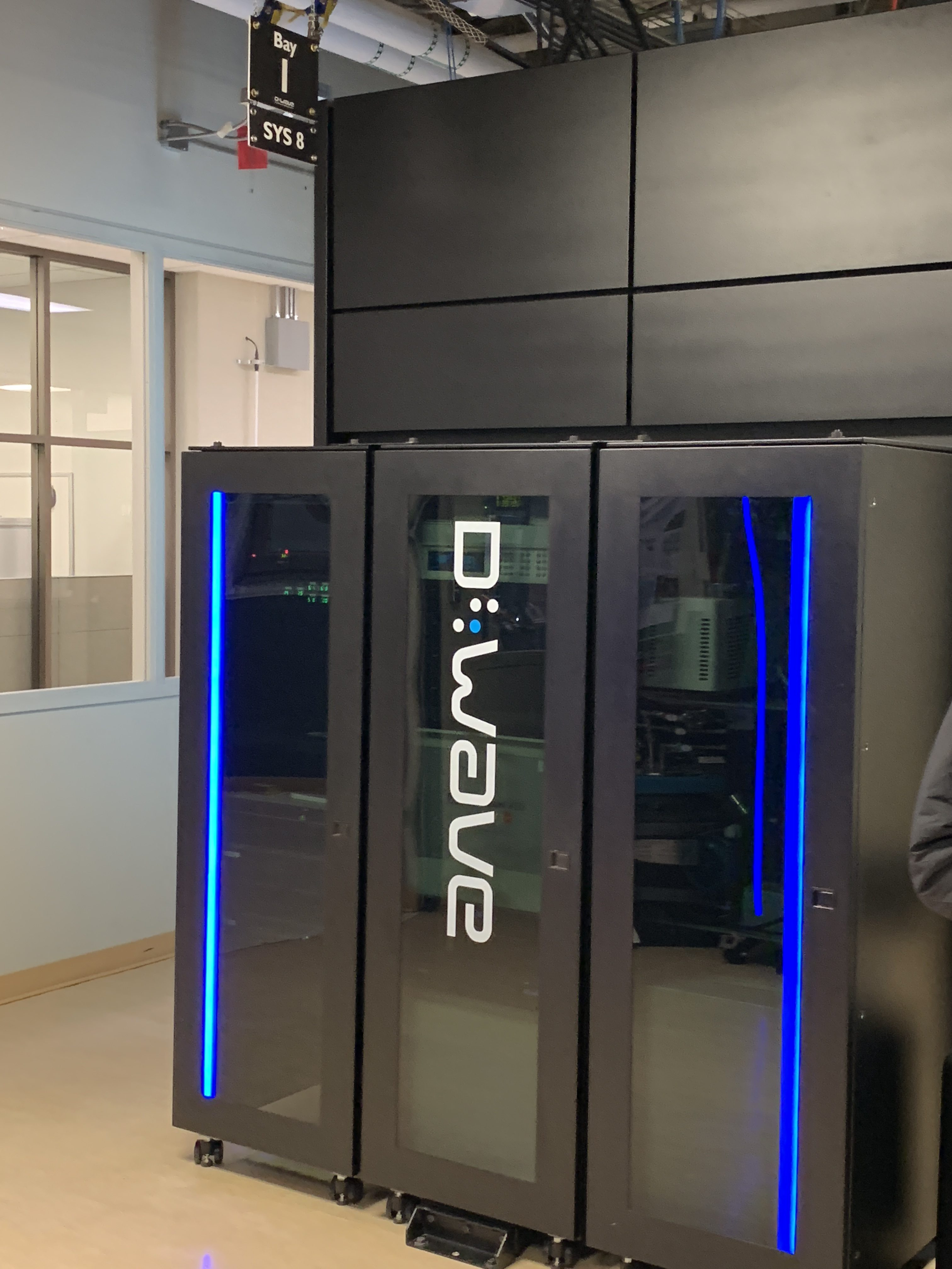 D-Wave offers the first public access to a quantum computer