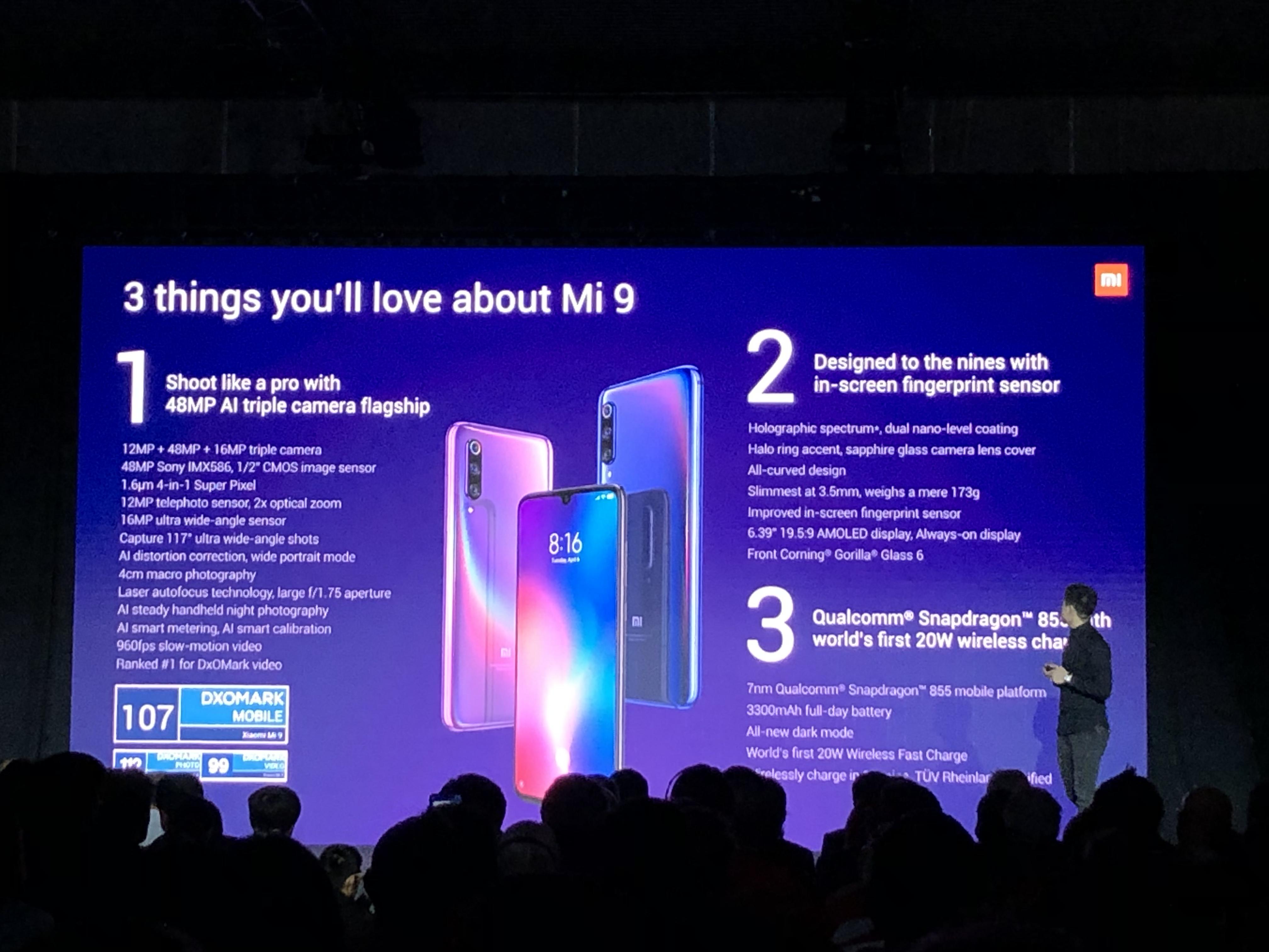 Xiaomi announces its first 5G phone, the Mi Mix 3 5G