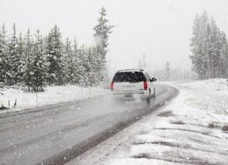 New Technology Makes Driving in the Elements Safer