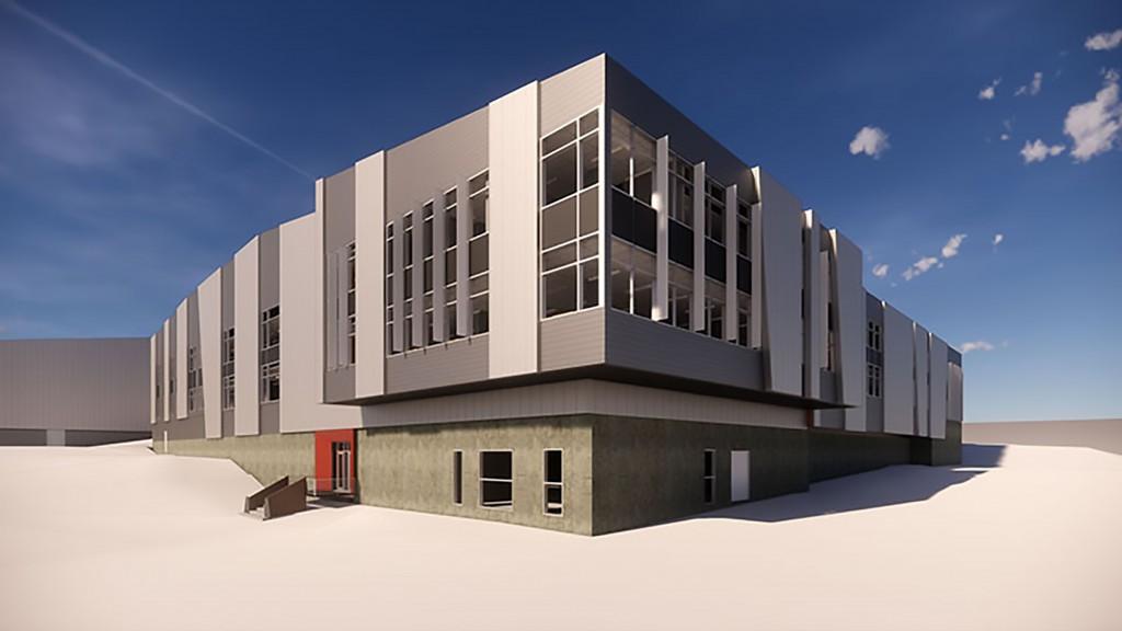 Antarctica core facility