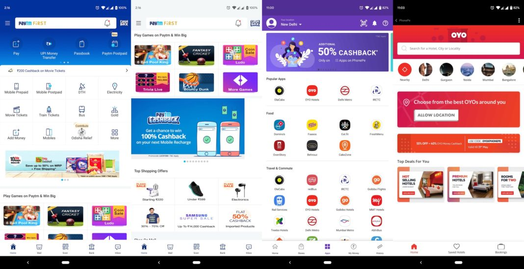 India's most popular services are becoming super apps
