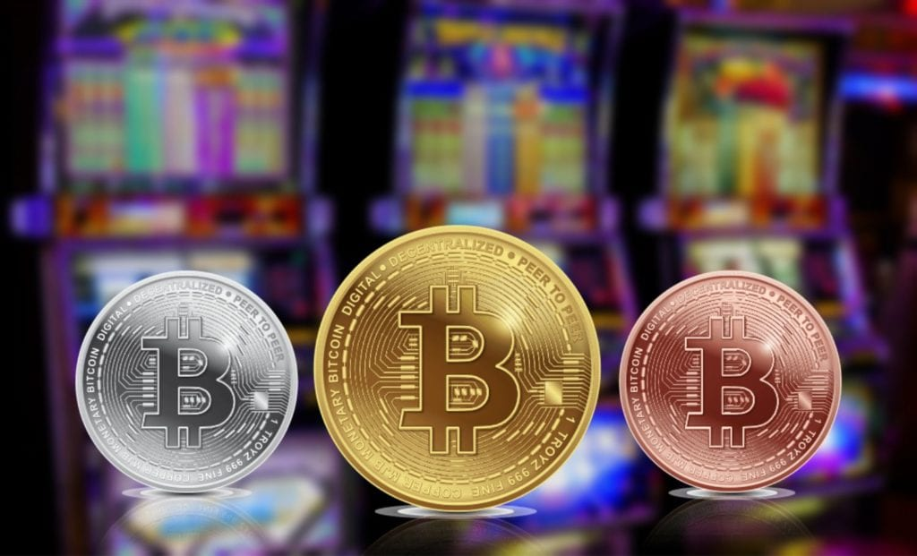 Bitcoin Slot Games - Another Application of Crypto Market