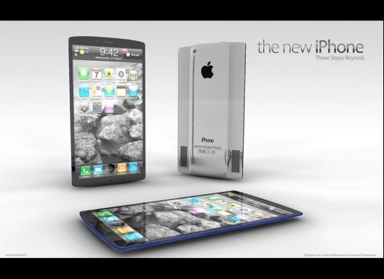 iPhone 5 - the New iPhone concept